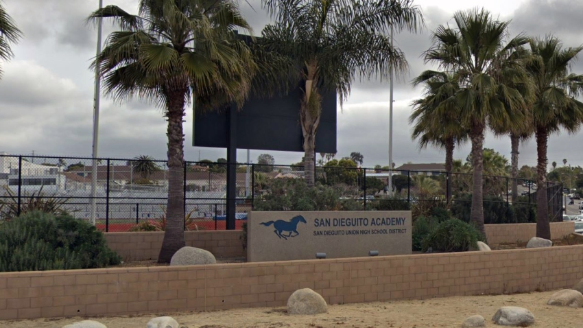 San Dieguito High school picture from the outside