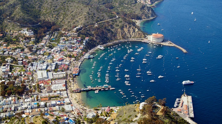 Santa Catalina_Avalon_Aerial_4water
