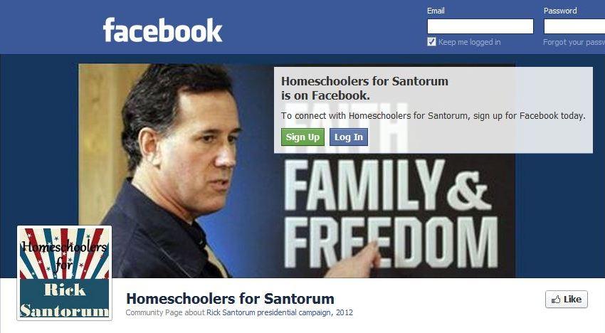 SantorumFB