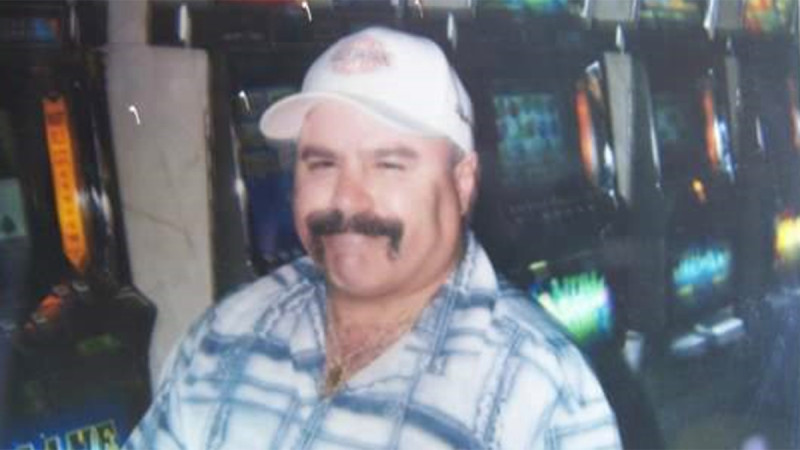 Scott Martinez, 47, found dead in his home in 2006.