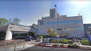 Scripps Mercy Hospital Google Maps