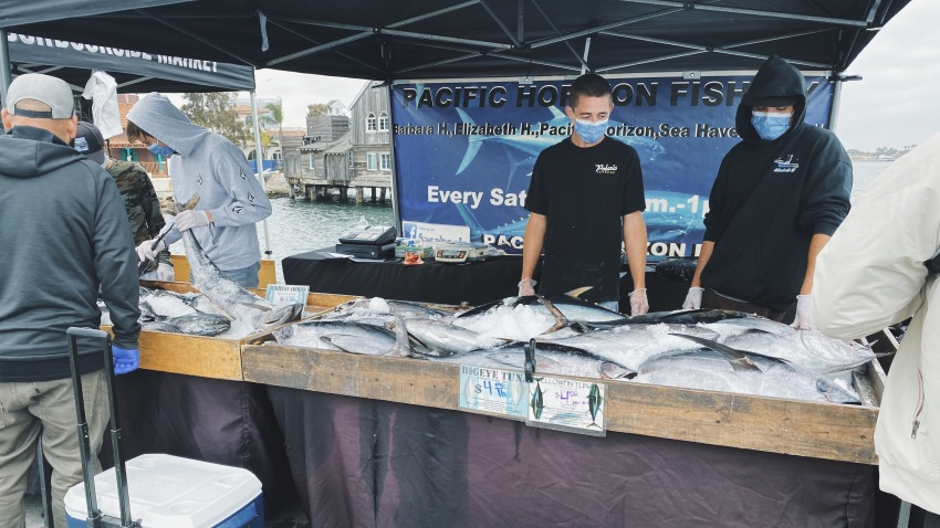 Eater San Diego Christmas 2020 Eater San Diego: Fishing Community Pivots to Stay Afloat, Plus
