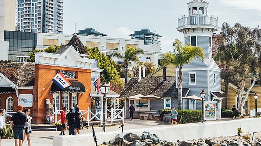 Seaport Village Still a Work in Progress – NBC 7 San Diego