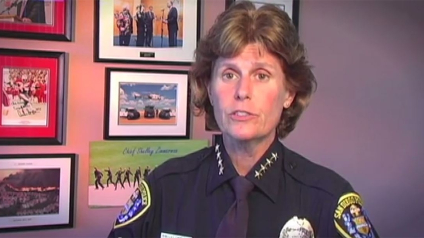 Shelley Zimmerman PSA racial profiling