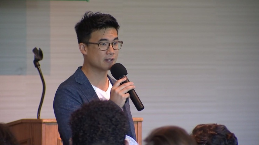 Simon Tam, founder of The Slants, talks about His New Book