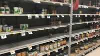 Grocery Store Shelves Won't Stay Empty for Long