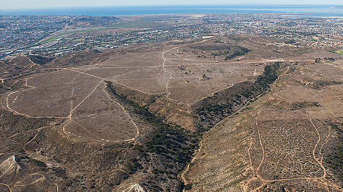 Otay Mesa Development Could Start With 800 Homes