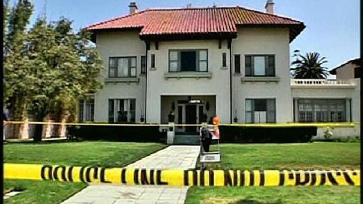 Spreckels Mansion Homicide
