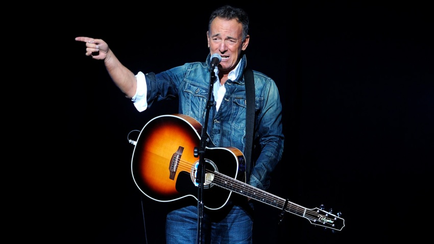 Music-Springsteen
