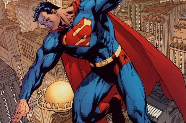 Superman Lead