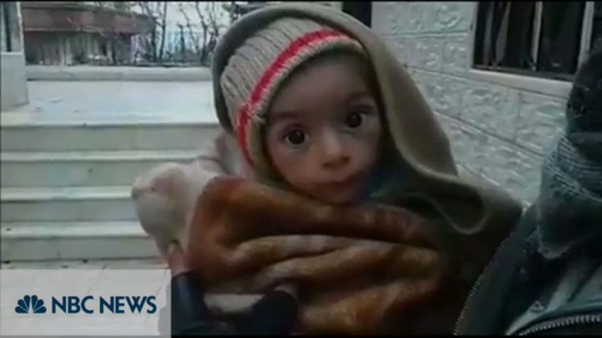 Syria-starving
