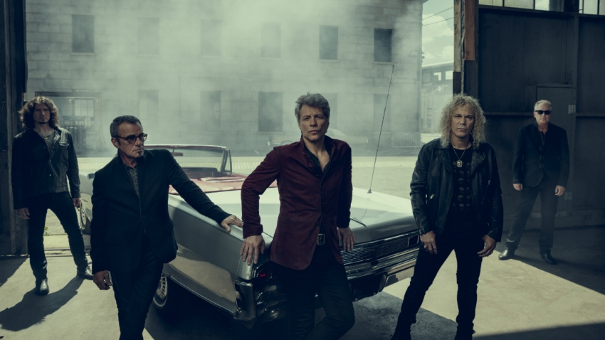 THINFS - Bon Jovi full band - credit Norman Jean Roy