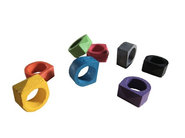 The Future Perfect color rings