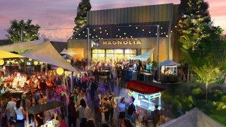 The Magnolia El Cajon Venue Live Nation