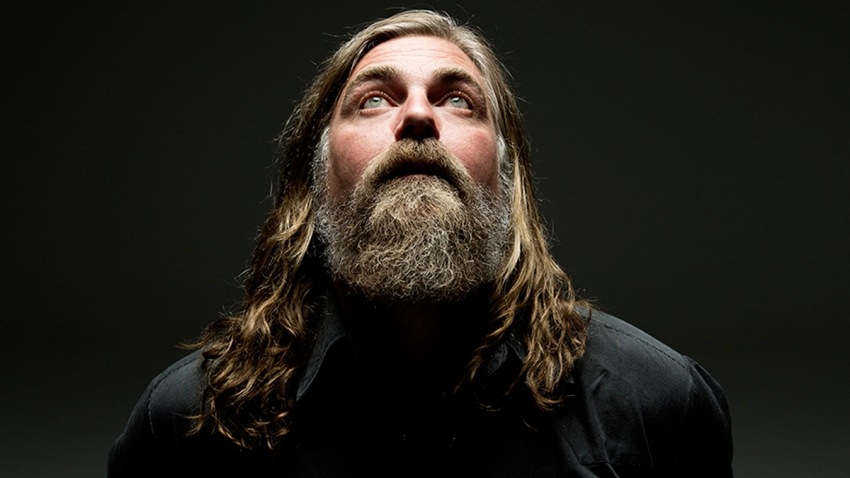 The White Buffalo Press Photo 2018