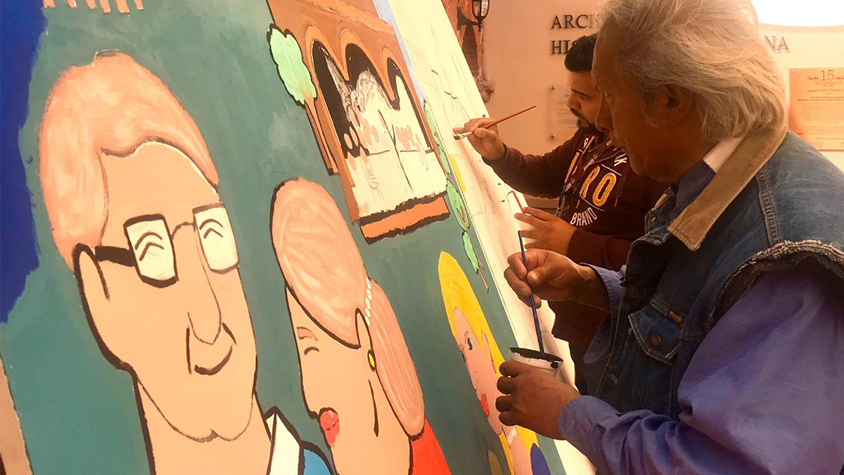 'Tijuana for All': Cultural Center Wants to Bring Community Together Through Art