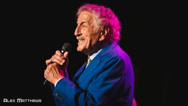 PICS: Tony Bennett at Pechanga Theater