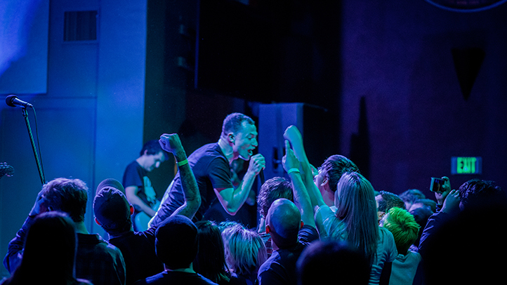 Touche Amore at Irenic42