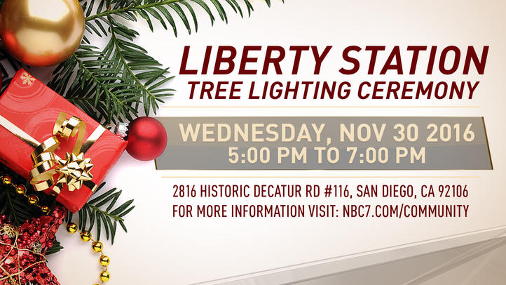 Tree Lighting Graphic