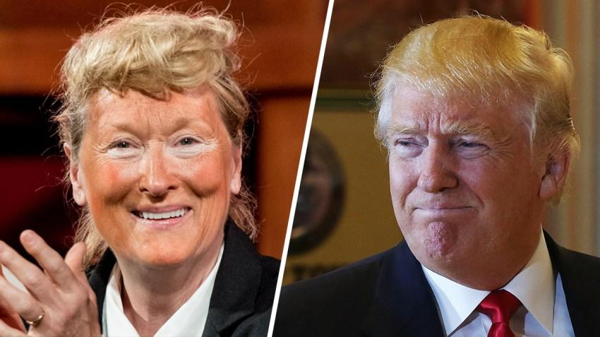 Trump-Meryl