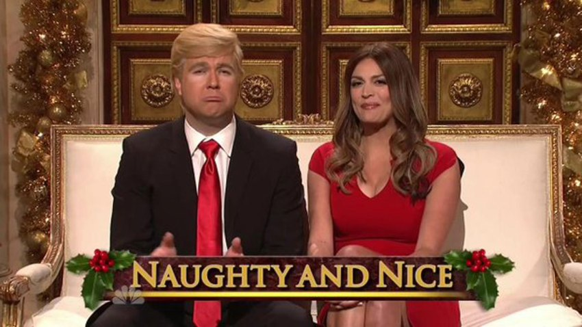 Trump-SNL