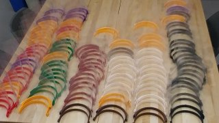 University of San Diego created thousands of face shields to donate to a local hospital.