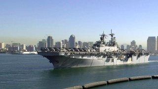 USS Boxer San Diego