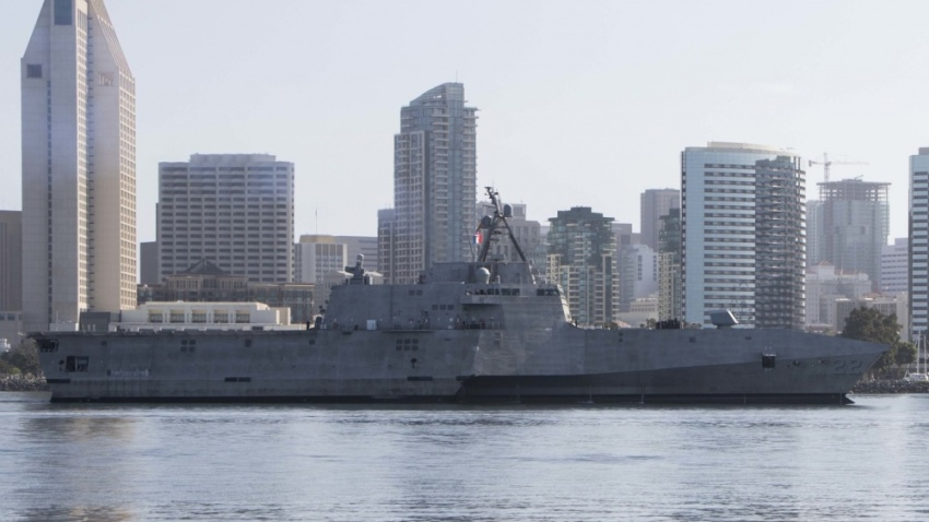 Navy Commissions Uss Kansas City Nbc 7 San Diego