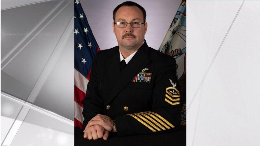 Ordnanceman Chief Petty Officer Charles Robert Thacker Jr., 41, of Fort Smith, Ark