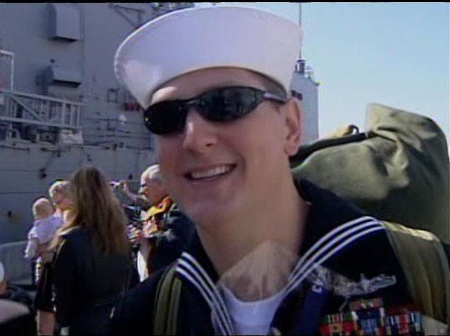 USS Thach Homecoming