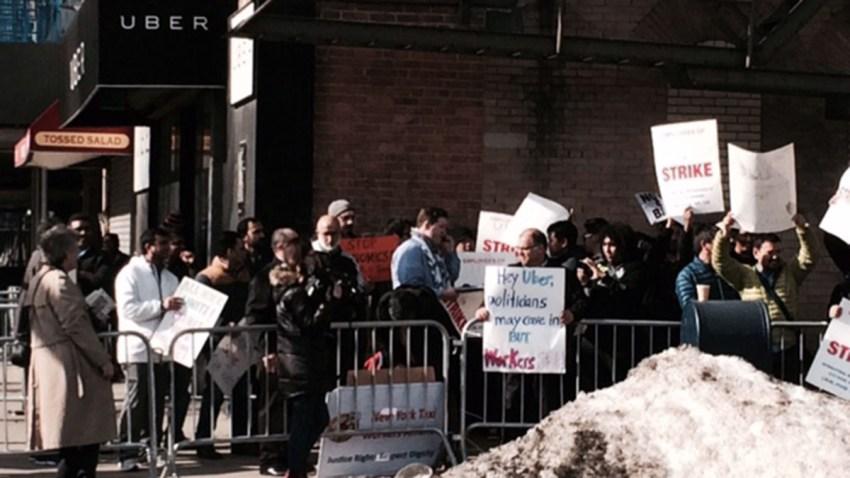 Uber-Protest-Queens-0201