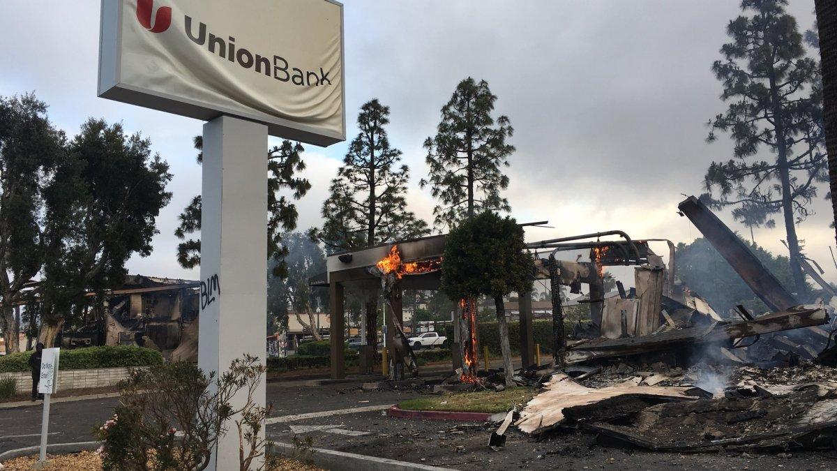 Volunteers Sought After Rioting, Looting in La Mesa