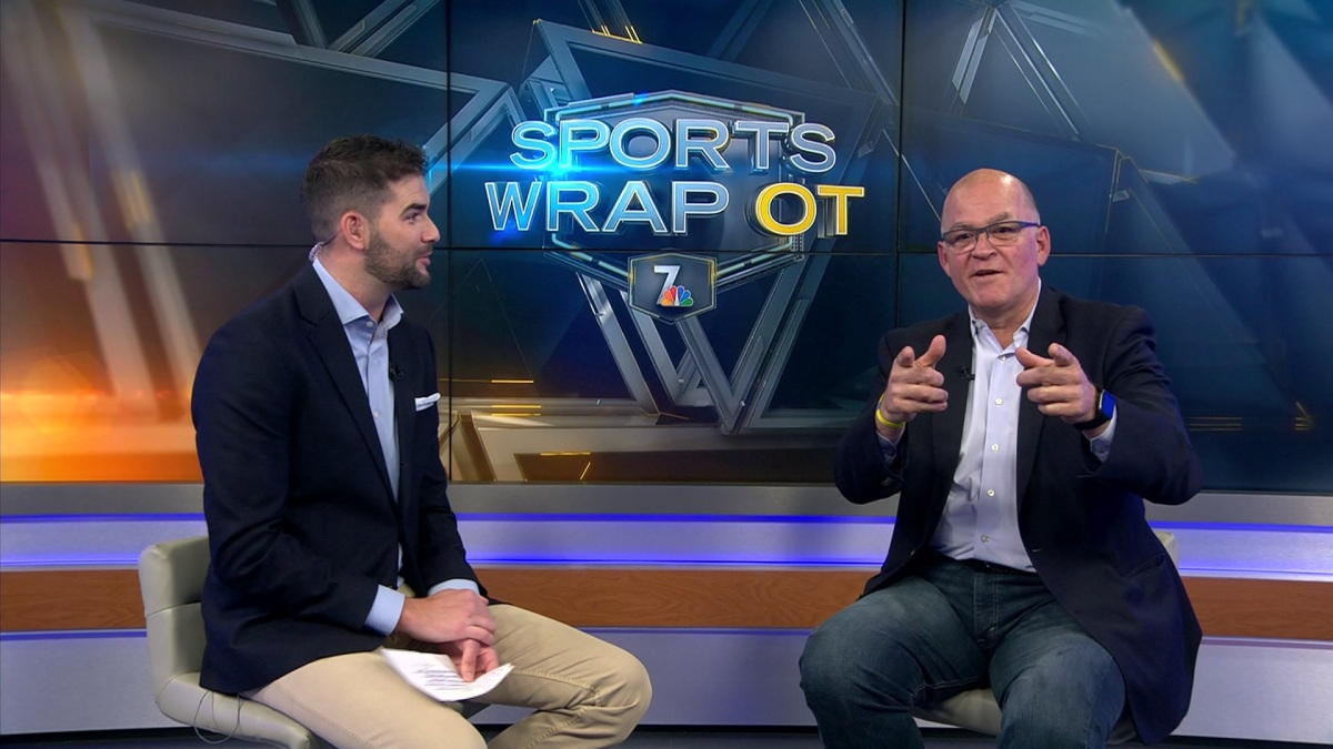 Warren Smith Joins Sports Wrap OT