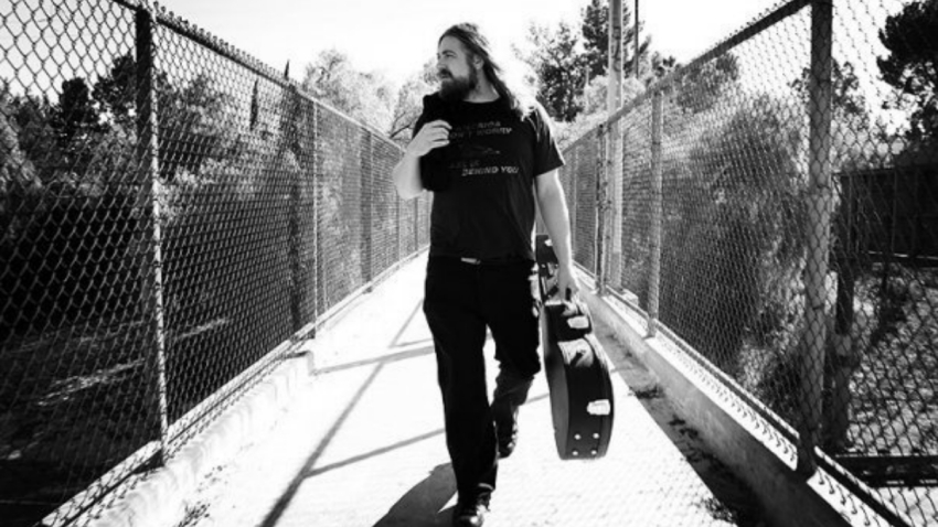 White Buffalo Press Photo