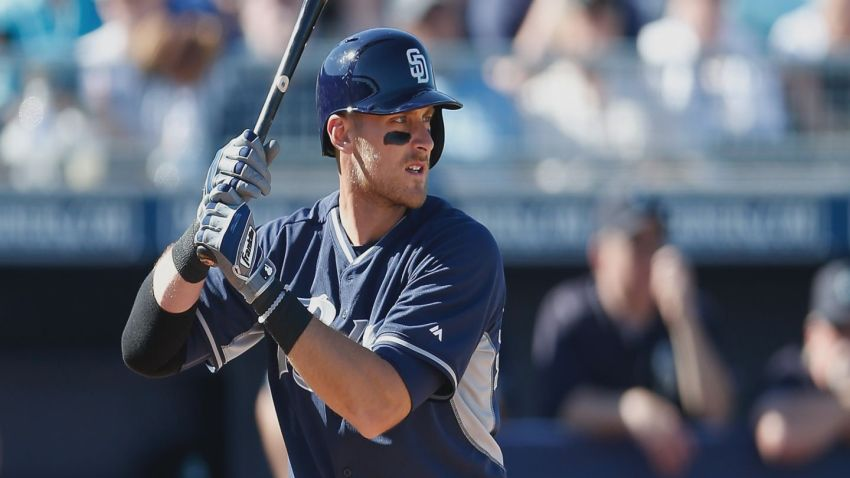 Will Middlebrooks Padres