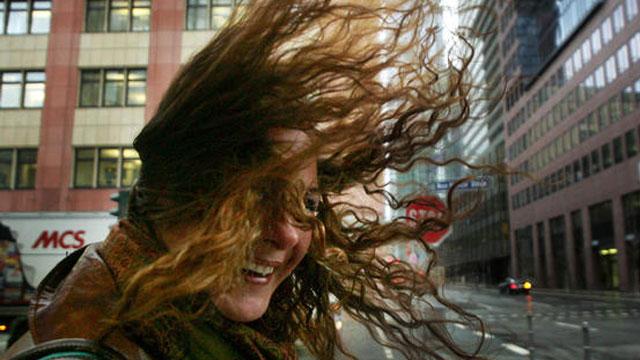 Wind-Hair-Windy