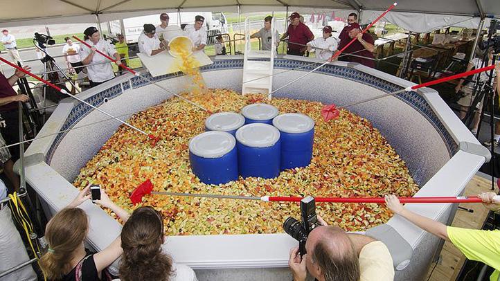 Massive Fruit Salad