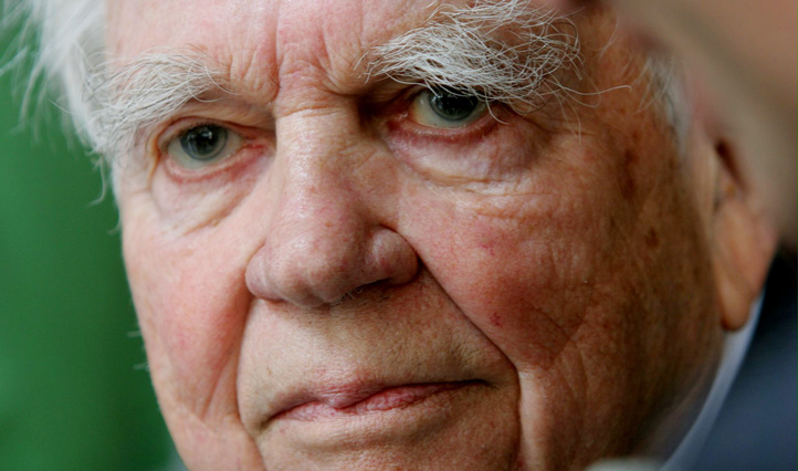 TV Andy Rooney 60 Minutes
