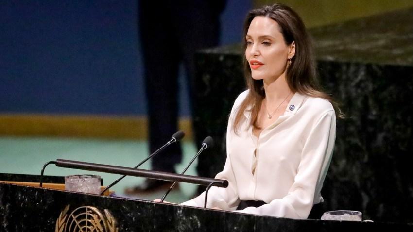 United Nations - Jolie