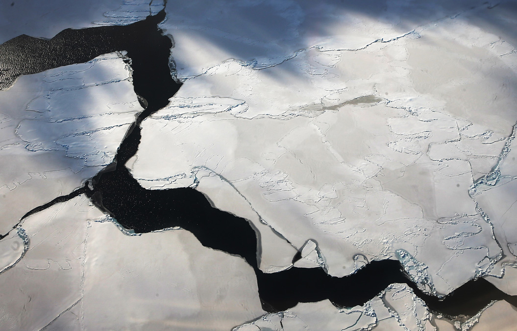 UCSD Scientist, Team Determines Melted Arctic Permafrost Doesn't Accelerate Warming