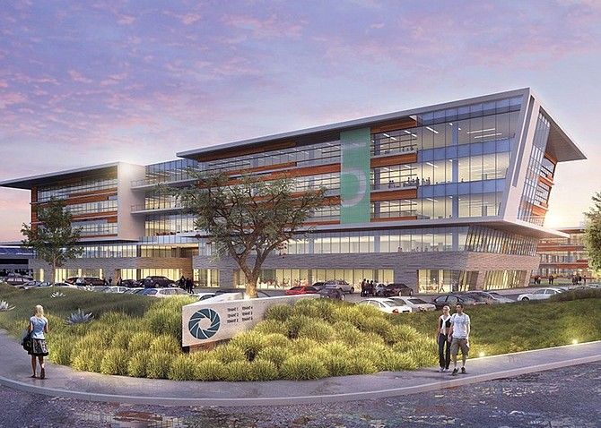 Construction Begins on Five-Building Del Mar Heights Office Complex