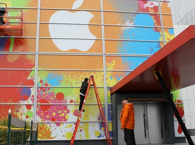 apple-bldg-paint