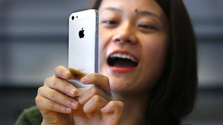 Hong Kong Asia iPhone 5