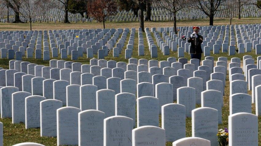 Arlington Cemetery Eligibility