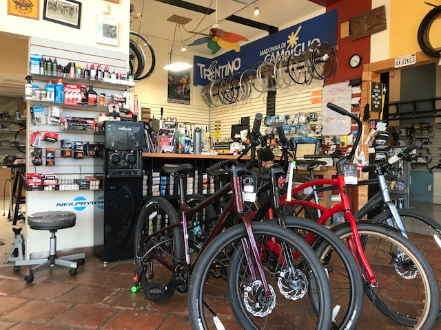 Business is Booming for Bike Shops During Pandemic