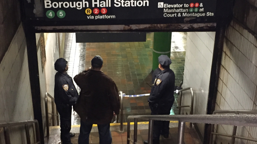borough hall station shooting march 10