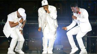 July 17 - Boyz II Men