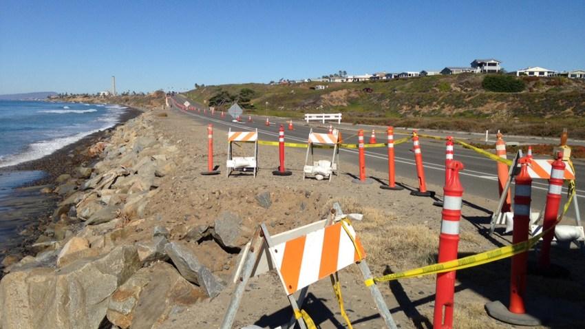 carlsbad highway 101 repair