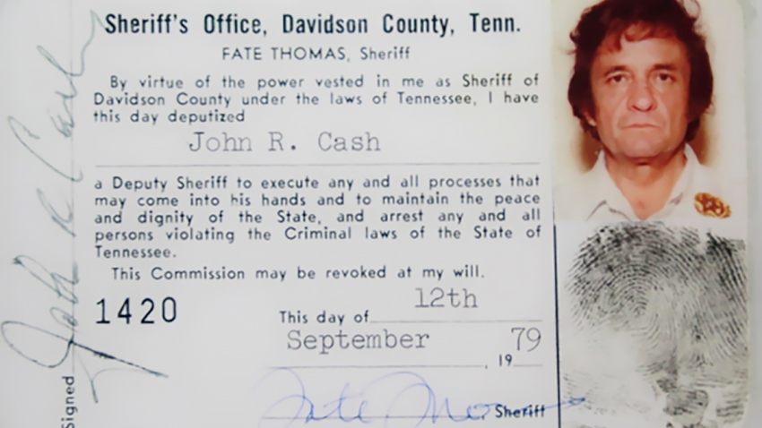 Johnny Cash Deputy