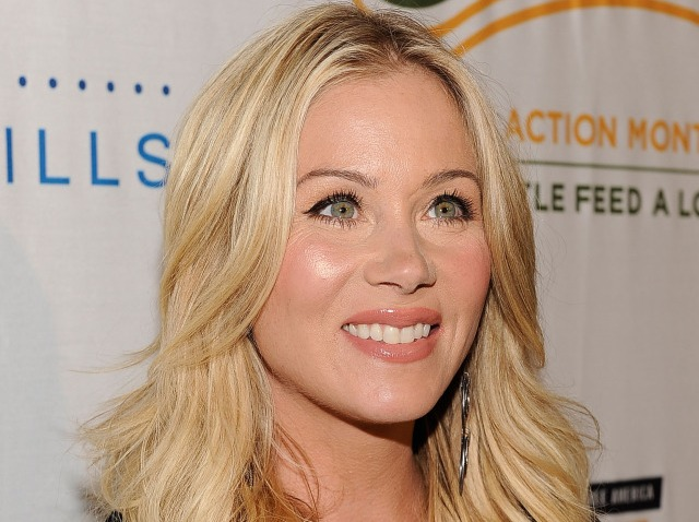 christina applegate hookups